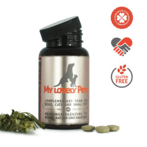 Hemp tablets for pets